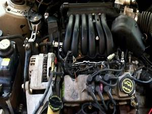 2003 Ford Taurus Heater Core Diagram