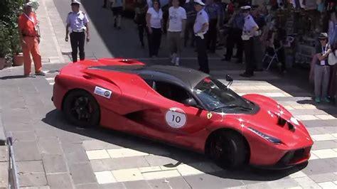 2015 Ferrari Cavalcade event brings 15 LaFerraris together ...