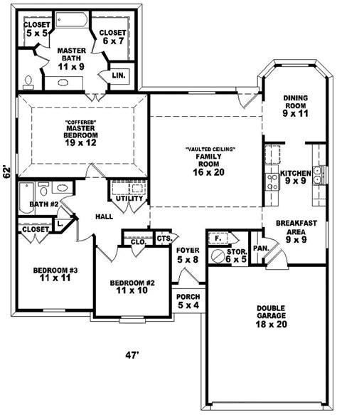 house plans one house plans single storey modern house