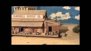 Campbell Scale Models Kit Campbell Supply Co   363