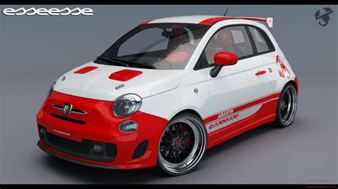 Fiat 500 Abarth Esseesse 2 By Rjamp On Deviantart