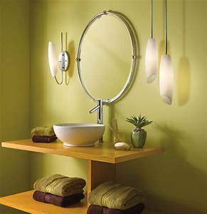 Decorative lighting modern bathroom vanity