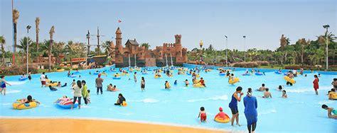 ocean park destinasi wisata air  tangerang selatan
