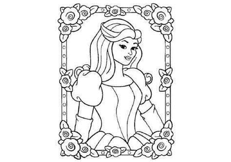 Kleurplaat Rapunzel Paard by Kleurplaten Prinses Kleurplaten Ploo Fr