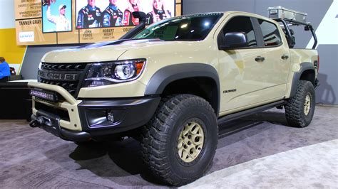 Chevy Colorado Zr2 Bison Headed For Production With A