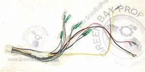 Xmd3 Clarion Marine Stereo Wire Harness