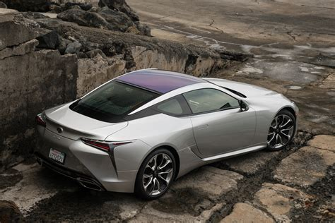 First Drive The 2018 Lexus Lc 500 Doesn't Want To Be The