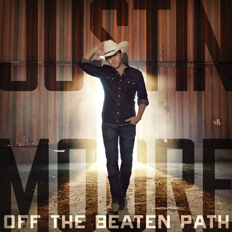 the beaten track in justin reveals album cover and tour for the