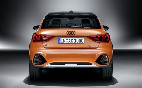 2019 Audi A1 Citycarver: details, prices, on sale date and