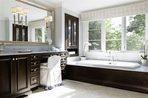 mahogany bathroom cabinets traditional bathroom