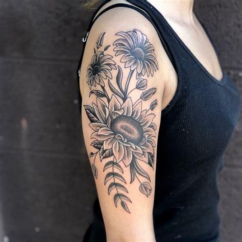 flower tattoo artist  michigan flowers healthy