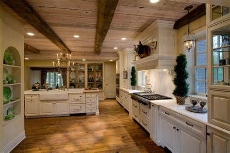 Traditional And White Farmhouse Kitchen Designs