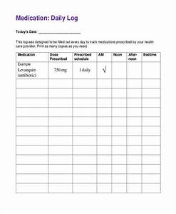Template For Employee Write Up Free 32 Log Sheet Templates In Pdf