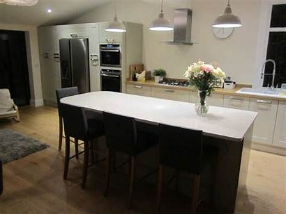 Kitchen Extension Rear Single Storey Area Dining