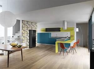 Réfrigérateur De Couleur : le r frig rateur smeg une ic ne en cuisine le blog d ~ Premium-room.com Idées de Décoration