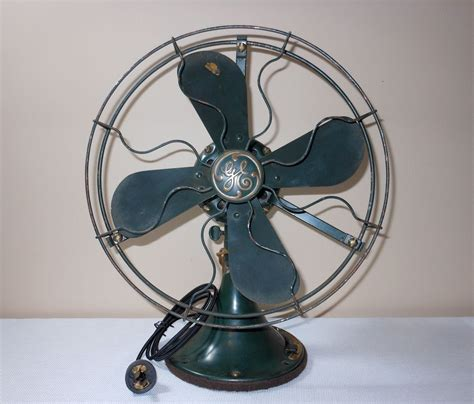 vintage fan vintage ge fan by 2cool2toss on etsy