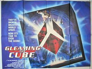 Gleaming The Cube - Original Cinema Movie Poster From ...
