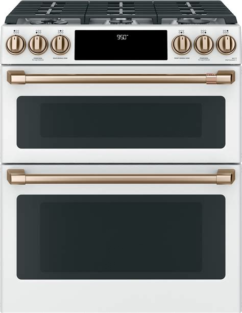 cspmw cafe     double oven dual fuel
