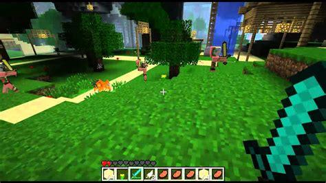 minecraft zombie pigmen game creepers