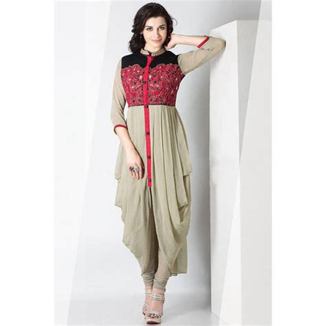 Casual Indo Western Dresses For Women | www.pixshark.com ...