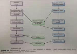 Pathophysiology of Diabetic Ketoacidosis DKA