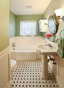Pottery Barn Bathrooms Ideas 1930 39 S Retro Corvallis Bath Traditional Bathroom Other Metro By Powell Construction