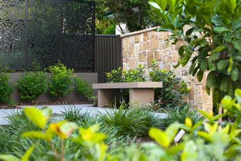 Sitzplätze Im Garten Modern Und Bequem Gestalten