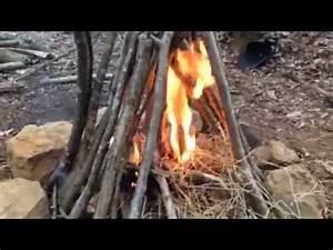 Comment Affuter Un Foret : comment faire un feu en for t avec un fire steel youtube ~ Dailycaller-alerts.com Idées de Décoration