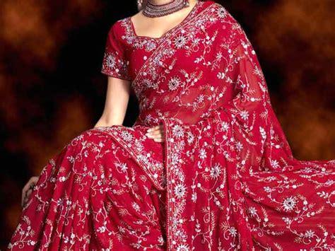 Trends In Bridal Sari