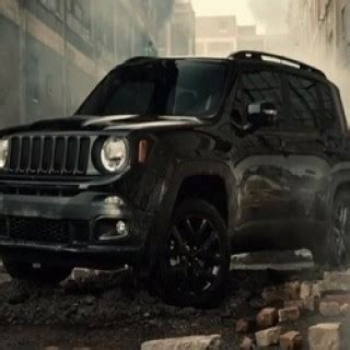 jeep batman jeep renegade ben affleck ad commercial song