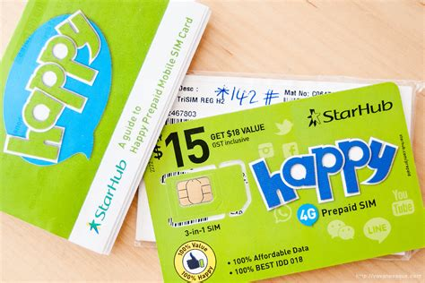 Prepaid credit cards can be a convenient way to spend and manage your money. Where to how to buy a prepaid SIM card in Singapore