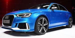 Audi Paris : paris 2016 audi rs3 sedan gtspirit ~ Gottalentnigeria.com Avis de Voitures