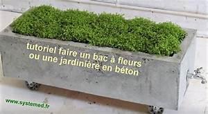Comment Remplir Une Grande Jardinière : faire des pots de fleurs en ciment les tutos ~ Melissatoandfro.com Idées de Décoration