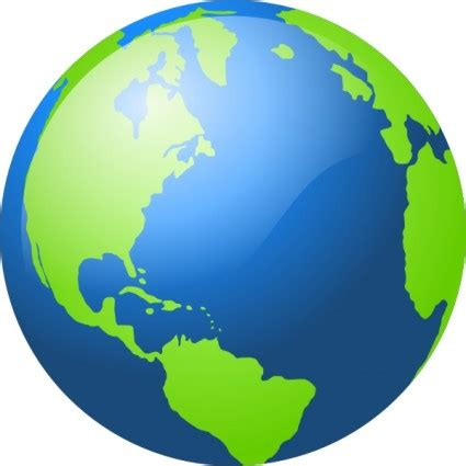 Where Is Clipart In Word World Globe Clipart