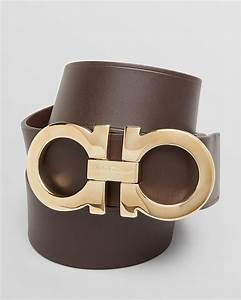 Ferragamo Dark Brown Belt For Mens Prices in India ...