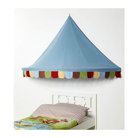 ikea canap駸 ikea mysig baby children wall bed canopy tent blue circus play toys ebay