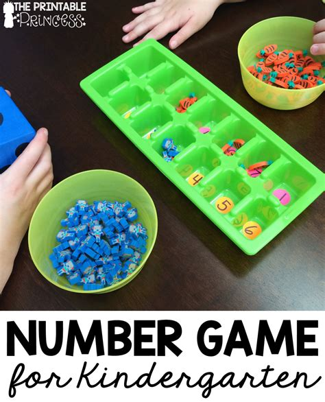 the printable princess easy number for kindergarten 414 | ice%2Bcube%2Bcover%2B2