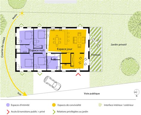 maison plain pied 4 chambres plan maison de plain pied 160 m avec 4 chambres ooreka