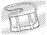 Messenger Bag Coloring Pages sketch template