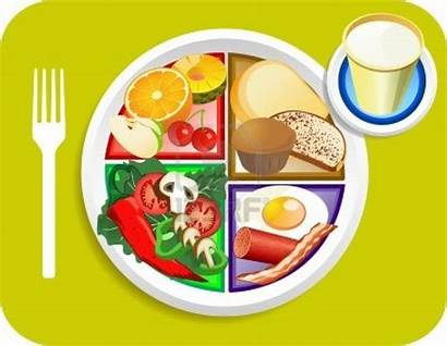 Clipart Plate Meal Dish Cliparts Clip Library