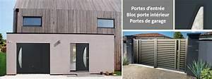 porte de garage porte entree porte interieur pose neuf et With porte de garage et bloc porte renovation interieur