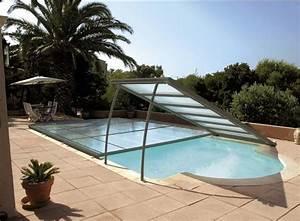 Hivernage Bassin Exterieur : abri plat abrisud equipement piscine seine maritime ~ Premium-room.com Idées de Décoration