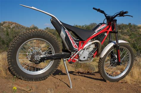 2017 Gas Gas Contact 250 Review