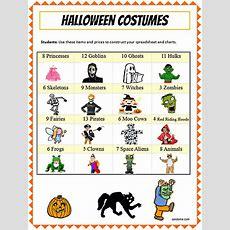 Halloween Excel Chart Lesson Plan  K5 Computer Lab