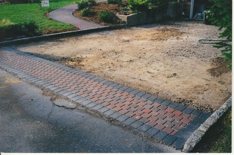cost of concrete pavers a general paving cost breakdown concrete pavers guide