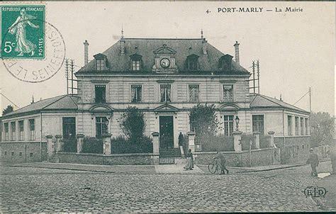 modification bureau association carte postale sur le port marly port marly