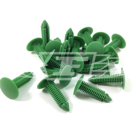 automotive fir tree retainers fir tree spruce door roof card boot retainer panel fastener trim 8mm green ebay