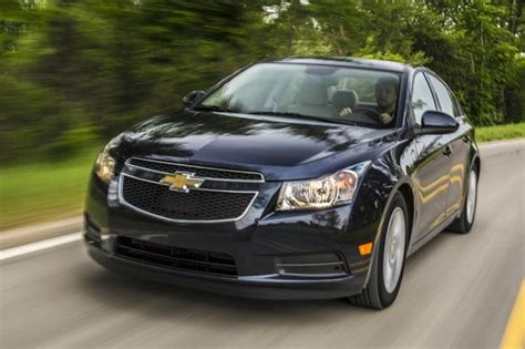 2014 Chevrolet Cruze Used Car Review Autotrader