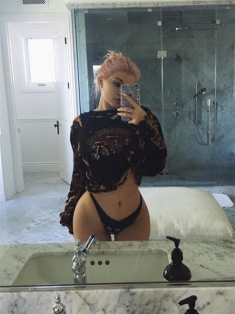 kylie jenner hits   troll  labelled
