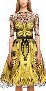 Exceptional Worthy Dress Collection By Alexander MC Queen ...